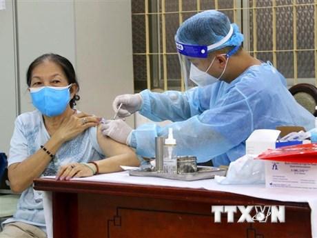 Tiếp tục ưu tiên cấp tiếp vaccine cho TP.HCM và các tỉnh phía Nam