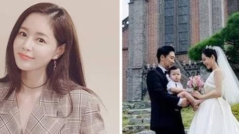 Mỹ nhân 'Cô dâu vàng' Lee Young Ae lần đầu hé lộ con trai đầu lòng trong đám cưới ngọt ngào