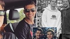 Con trai huyền thoại Michael Ballack đột ngột qua đời ở tuổi 18