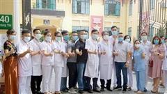 BV Việt Đức điều một lúc 300 y bác sĩ vào TP.HCM chống dịch