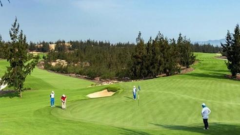 Nhiều bất ngờ về vị Phó Cục trưởng Cục Thuế Bình Định chơi golf giữa đại dịch