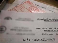Hà Nội: Truy tố 8 đối tượng trong đường dây làm giả giấy khám sức khỏe