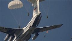 Thiết bị đặc biệt của lính dù Nga và Mỹ thừa nhận
