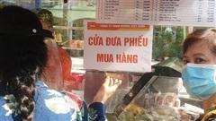 Điểm bán hàng lưu động theo cơ chế '1 cửa' tại Hà Nội