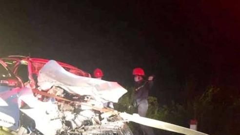 Vụ tai nạn trong đêm ở Nghệ An, Phó Giám đốc Trung tâm y tế huyện tử vong