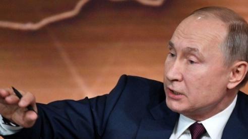Tổng thống Putin bất ngờ 'triệu' Bộ trưởng Giao thông vận tải đến Điện Kremlin
