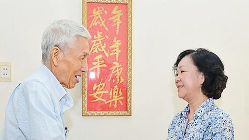 Nhớ một cán bộ người Hoa nói ít làm nhiều