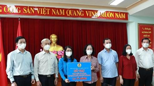 Hỗ trợ người lao động, nhân viên y tế chống dịch tại Đồng Nai
