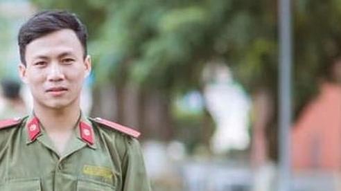 Trung uý công an hy sinh khi làm nhiệm vụ phòng, chống dịch Covid-19