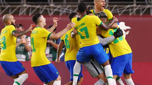 Brazil - Tây Ban Nha: Trận chung kết của bóng đá tấn công