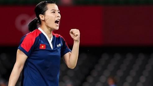 Nguyễn Thùy Linh lên hạng 46 thế giới sau thành tích ở Olympic