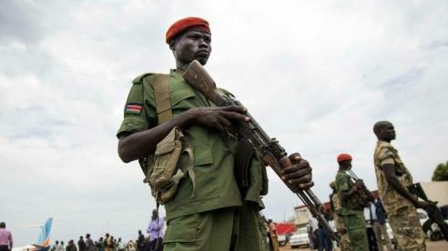 Đụng độ tại Nam Sudan khiến hàng chục người thiệt mạng