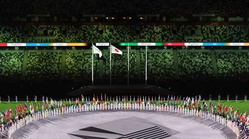 Những hình ảnh ấn tượng trong lễ bế mạc Olympic Tokyo 2020