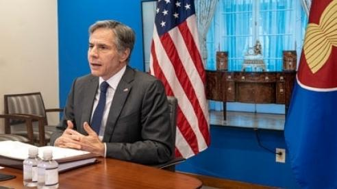 Giải quyết vấn đề Triều Tiên, Mỹ sẵn sàng xem xét mọi lựa chọn và khả năng