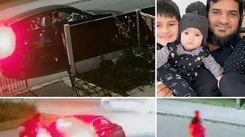 Thót tim khoảnh khắc tên trộm cướp chiếc ô tô có 3 đứa trẻ ngồi trong