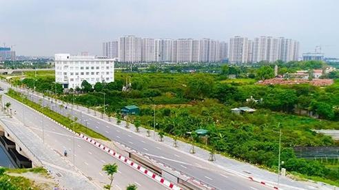 Năm huyện của Hà Nội hối hả với mục tiêu trở thành quận