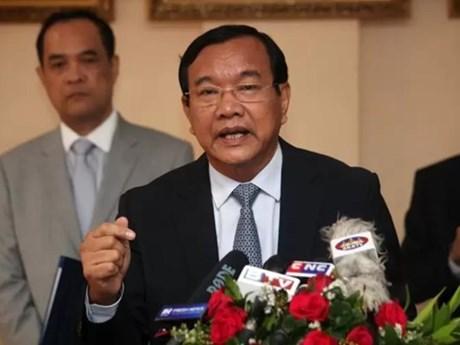 Campuchia hoan nghênh nối lại tiến trình đàm phán COC