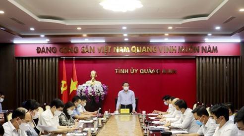 Quảng Ninh: Kiên trì các biện pháp ngăn chặn nguồn lây dịch bệnh từ bên ngoài
