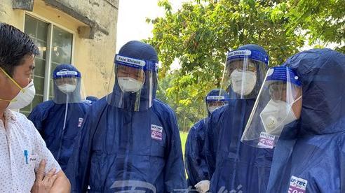 Bí thư Tỉnh ủy Đồng Nai Nguyễn Hồng Lĩnh kiểm tra công tác phòng, chống dịch Covid-19 trên địa bàn