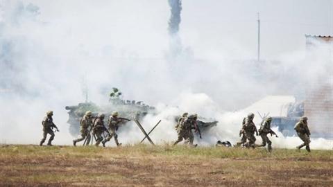 NATO chưa dám kết nạp Ukraine vì...sức mạnh của Kiev quá lớn?