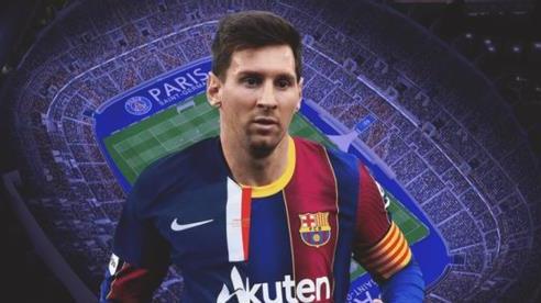 Lionel Messi chuẩn bị hoàn tất hợp đồng với PSG