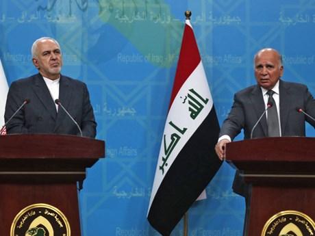 Ngoại trưởng Iraq thăm Iran, thảo luận diễn biến trong khu vực