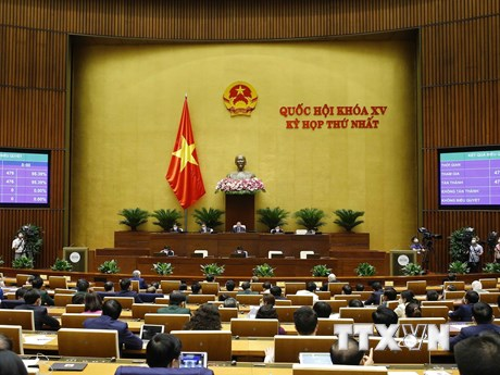 Nghị quyết Chương trình xây dựng luật, pháp lệnh năm 2022