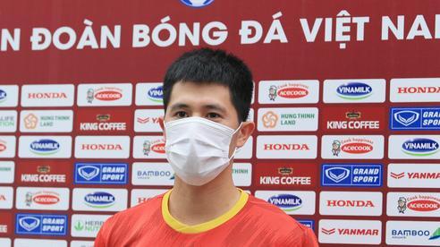 Đình Trọng: 'Mong mọi người chú ý đến chuyên môn thay vì chấn thương của tôi'