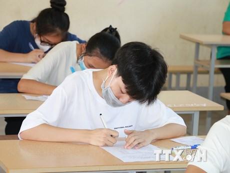 Thành phố Hồ Chí Minh công bố điểm chuẩn vào lớp 10 chuyên, tích hợp