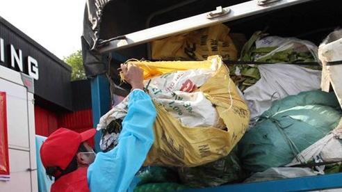 Đà Nẵng tiếp nhận hơn 30 tấn hàng từ Quảng Nam