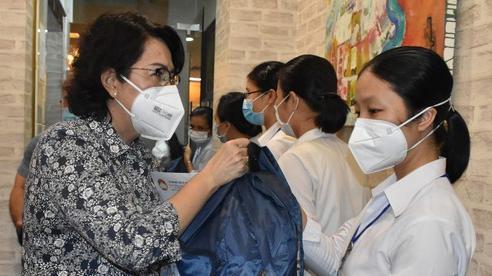 70 tình nguyện viên tôn giáo hỗ trợ bệnh viện dã chiến, bệnh viện điều trị Covid-19
