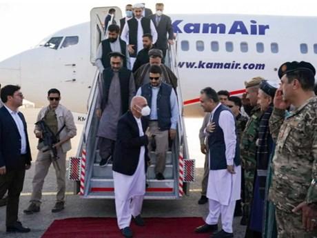 Tổng thống Afghanistan tập hợp lực lượng, đối phó các tay súng Taliban