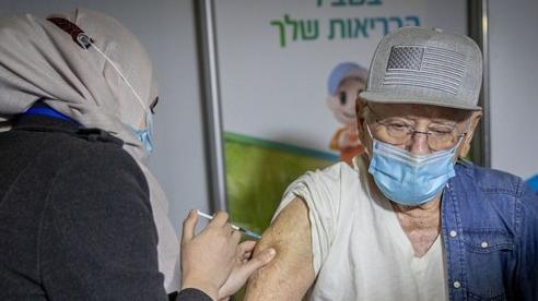 Israel: Ca nhiễm mới lại tăng kỷ lục