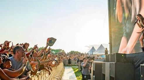 2 lễ hội âm nhạc Mỹ kéo theo hàng trăm ca nhiễm COVID-19 mới