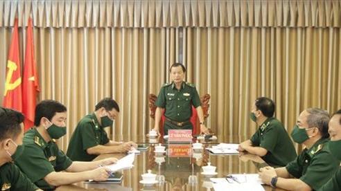 Tiếp tục tiếp thu, chỉnh lý dự thảo thông tưliên quan đến Luật Biên phòng Việt Nam
