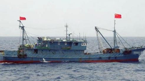 Nhật Bản đã trục xuất bao nhiêu tàu cá Trung Quốc trong năm nay?
