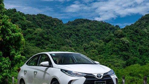 Giá xe ô tô Toyota tháng 8/2021: Nhiều ưu đãi hấp dẫn