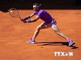 Rafael Nadal tiếp tục rút khỏi giải quần vợt Cincinnati Masters 2021