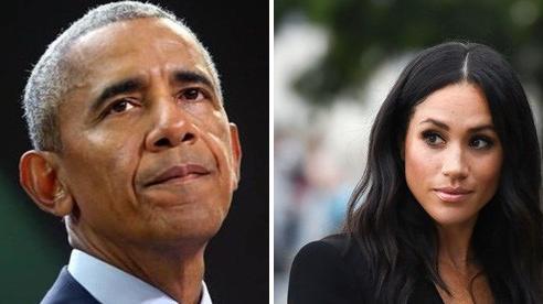 Đây là nguyên nhân khiến Meghan Markle không được mời đến dự sinh nhật ông Obama