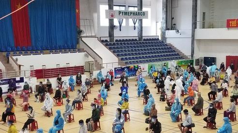 Không để lây lan dịch bệnh khi đưa công dân về Phú Yên
