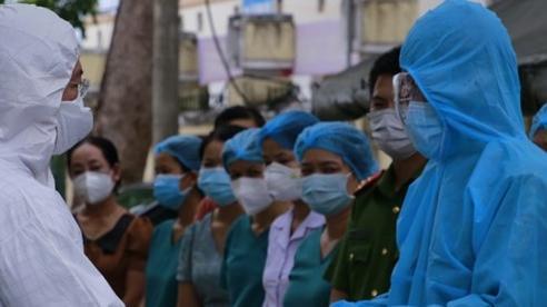 Quảng Nam đón công dân từ Đà Nẵng trở về quê