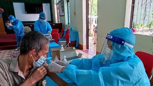 20.000 học viên cai nghiện, người bảo trợ xã hội ở TP.HCM được tiêm vaccine