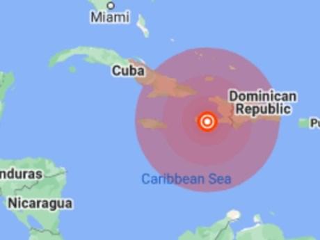 Cảnh báo sóng thần ở khu vực Haiti sau động đất mạnh ở Alaska