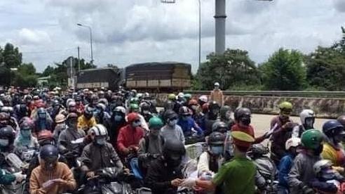 Hiểu đúng việc cấp giấy đi đường trong thời gian thực hiện giãn cách xã hội trên địa bàn tỉnh Tiền Giang