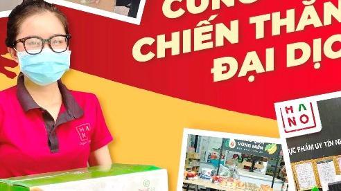 Hà Nội: Nhà phân phối tăng doanh thu nhờ tiêu thụ nông sản online
