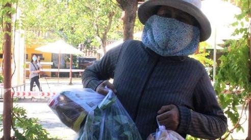 Quảng Nam: Phiên chợ 0 đồng ấm tình người giữa mùa dịch