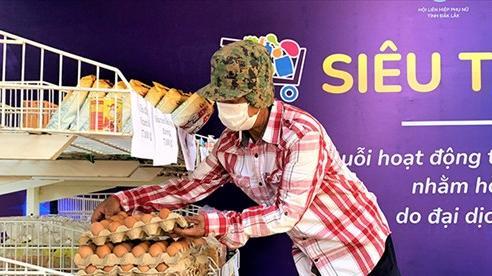 Siêu thị không đồng chia sẻ khó khăn với người nghèo ở Đắk Lắk