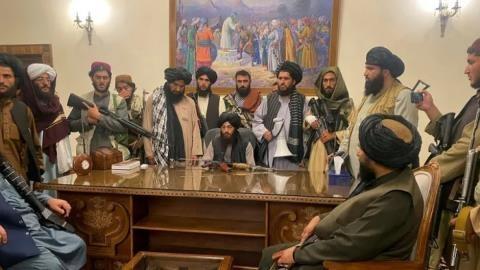 Taliban thần tốc vào Kabul, tình báo Mỹ-phương Tây còn đất diễn?