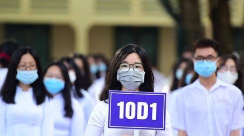 Danh sách trúng tuyển lớp 10 Chuyên Trần Đại Nghĩa