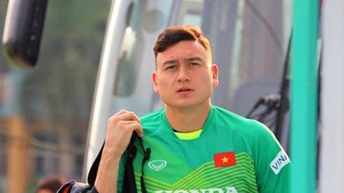 Đặng Văn Lâm được triệu tập vào đội tuyển Việt Nam